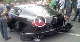 Spectacular Supercar Fails 1